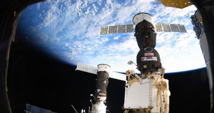 国际空间站将用纸条继续查找俄罗斯舱空气泄漏点