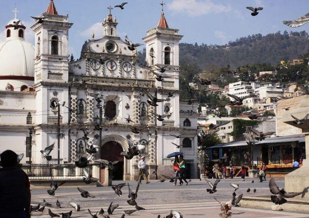 洪都拉斯首都特古西加尔巴