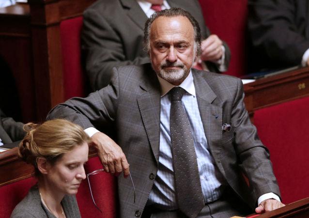 法国议员、亿万富翁奥利维尔•达索