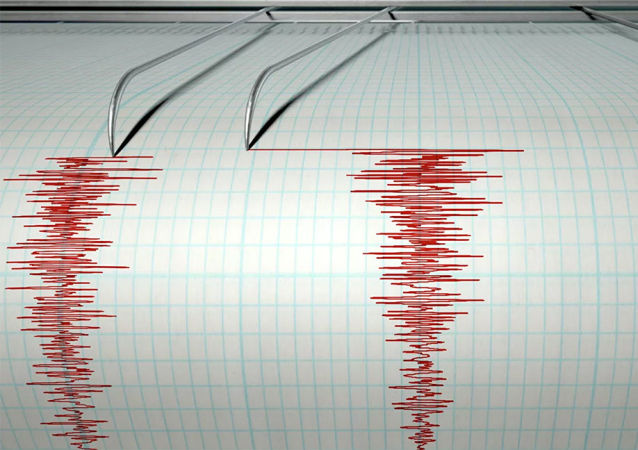 印尼苏门答腊岛远海附近发生6.7级地震