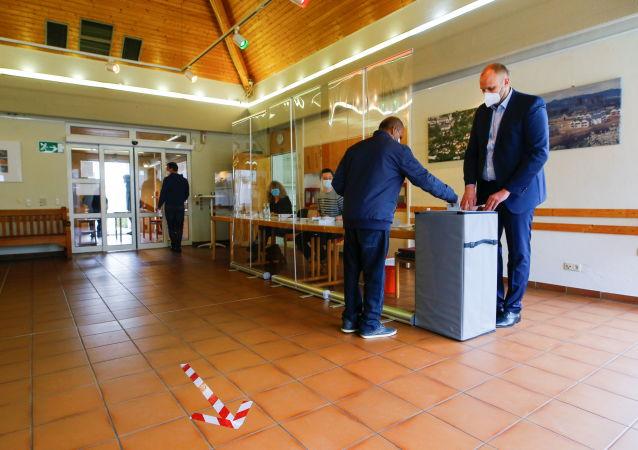 民调:超两成德国人打算投票支持绿党