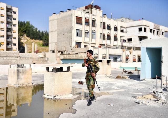 中国外交部谈叙利亚问题:一味施压制裁只会给一国带来灾难