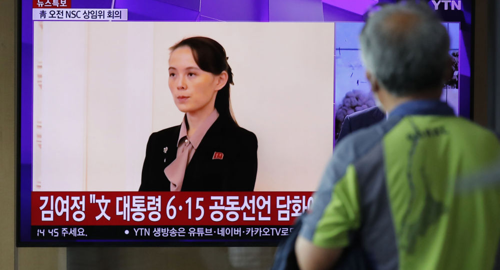 朝鲜因美韩联合军演痛批韩国意图传递哪些信号?