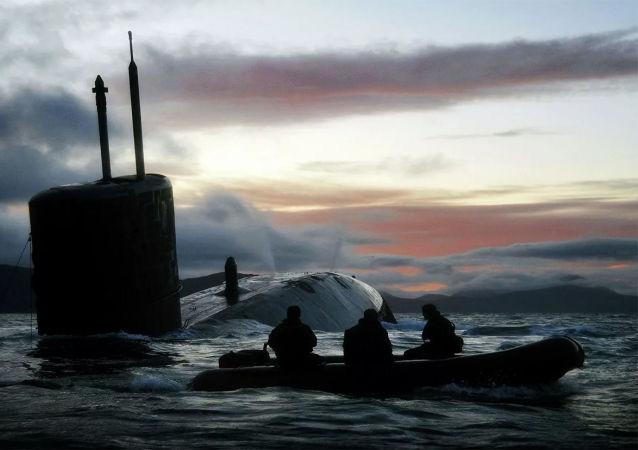 英国计划升级海基核力量
