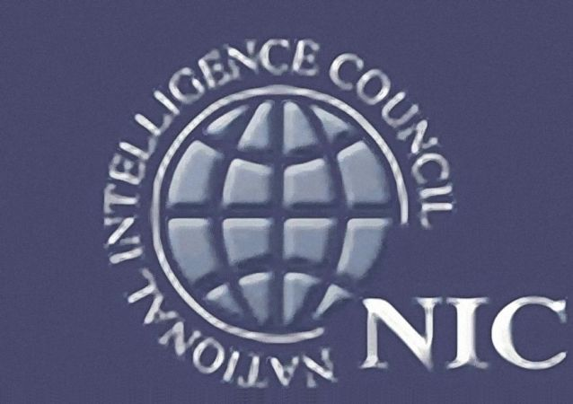 美国国家情报委员会的标志