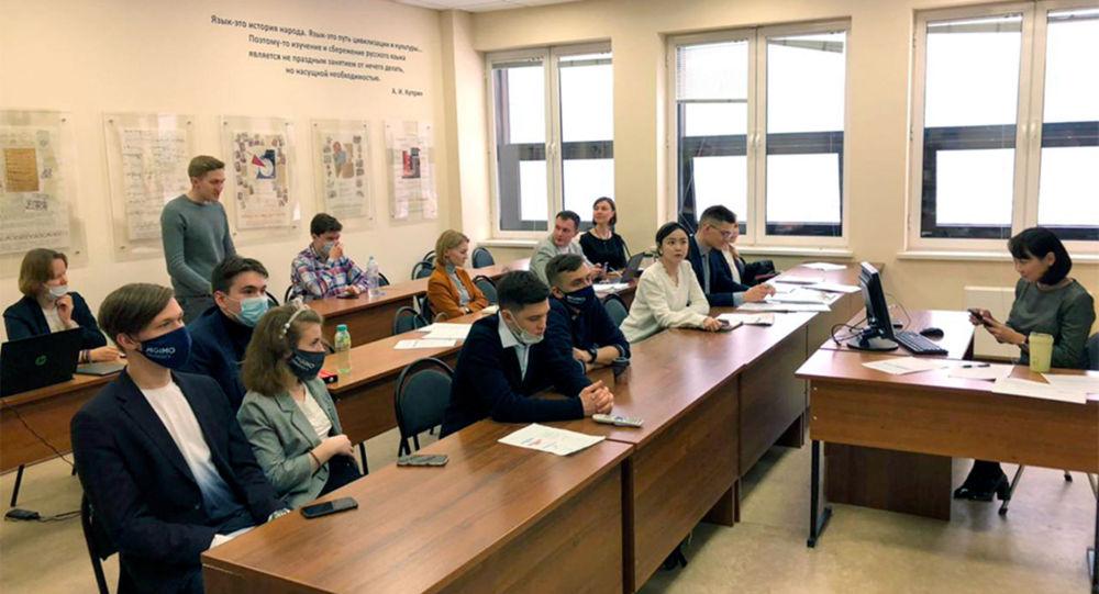 第二届全俄专业交流领域翻译汉语竞赛