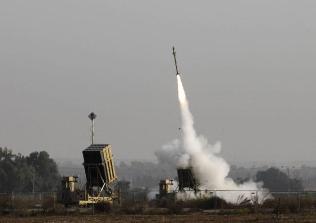 以色列遭火箭弹袭击致6人受伤