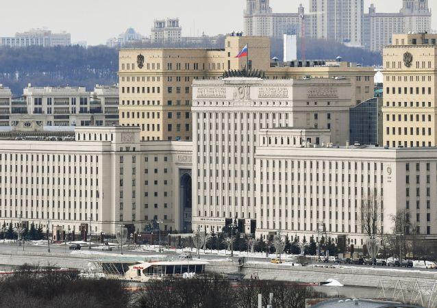 """俄国防部:俄方密切关注""""欧洲捍卫者""""演习框架下北约部队调动情况"""