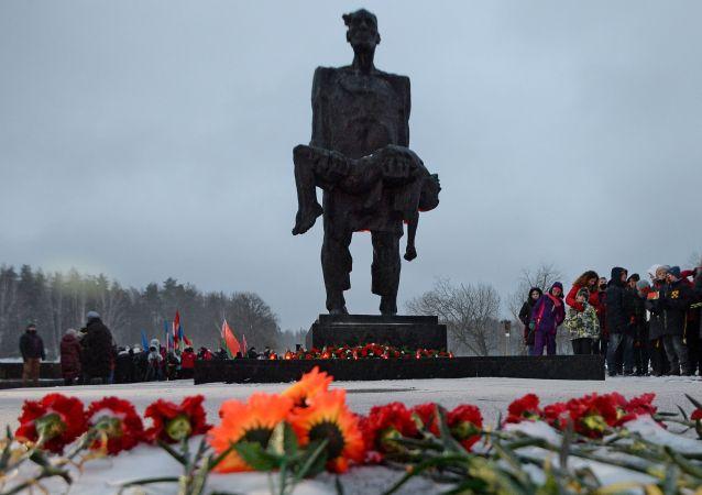 哈丁法西斯大屠杀纪念馆