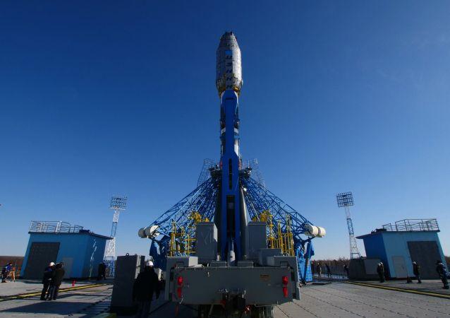 """""""联盟-2.1a""""运载火箭"""