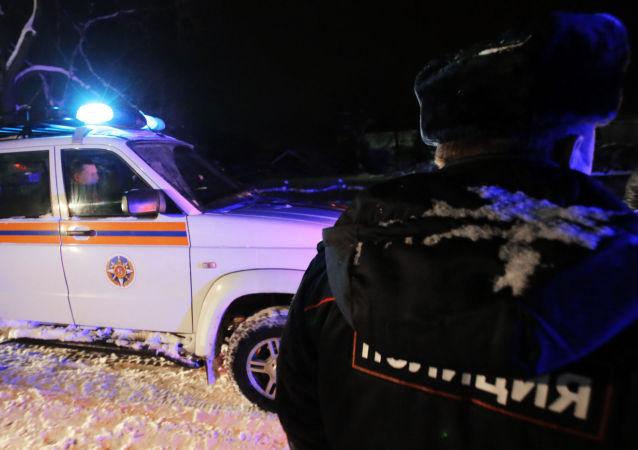 警察和应急人员
