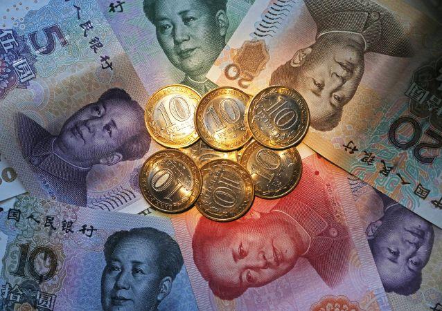 俄银行家:俄罗斯和中国有必要对接本国银行系统