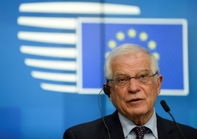 欧盟外长何塞普•博雷利