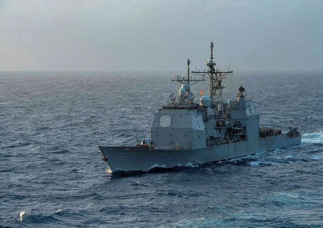 俄罗斯评价美国向黑海派军舰传闻