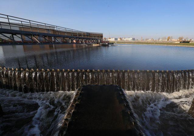 水净化,莫斯科