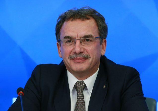 俄罗斯国防部长顾问安德列•伊利尼茨基