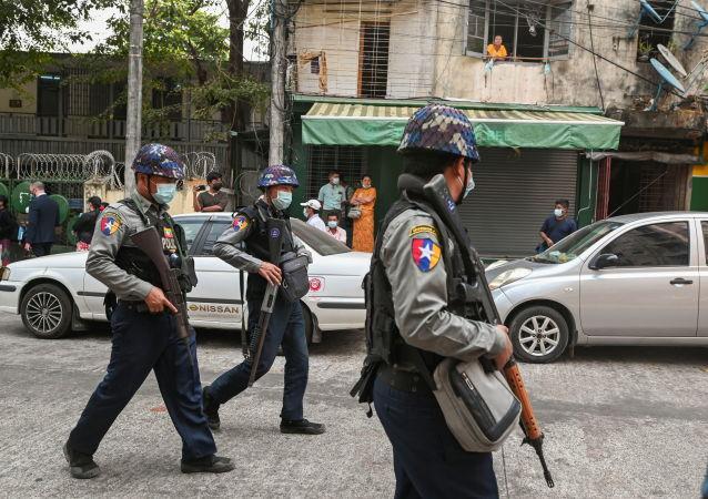 俄驻缅大使馆表示,暂不计划从缅甸撤离俄罗斯外交官