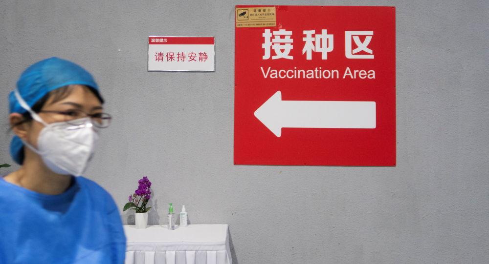 中国累计接种新冠疫苗超2亿剂次