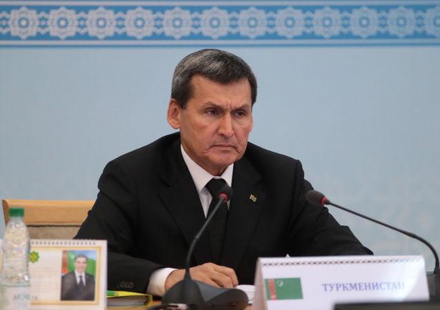 土库曼斯坦副总理兼外长梅列多夫
