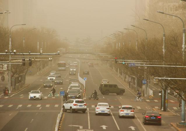 全球变暖或是中国沙尘暴的罪魁祸首?