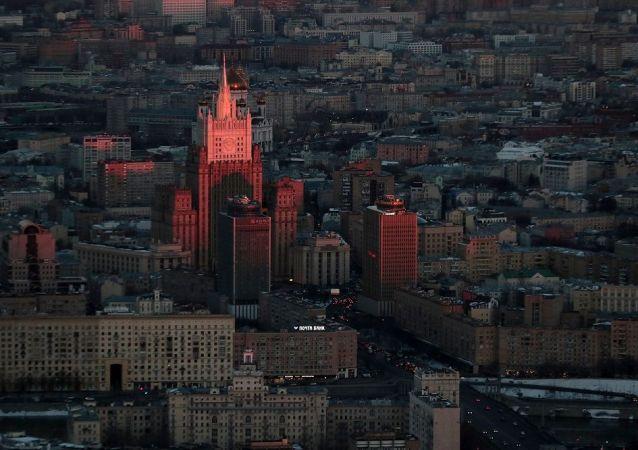 俄外交部:与美国讨论太空安全问题的大门依然敞开