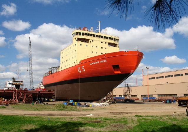 阿根廷一造船厂正与俄罗斯探讨建造冰级船事项