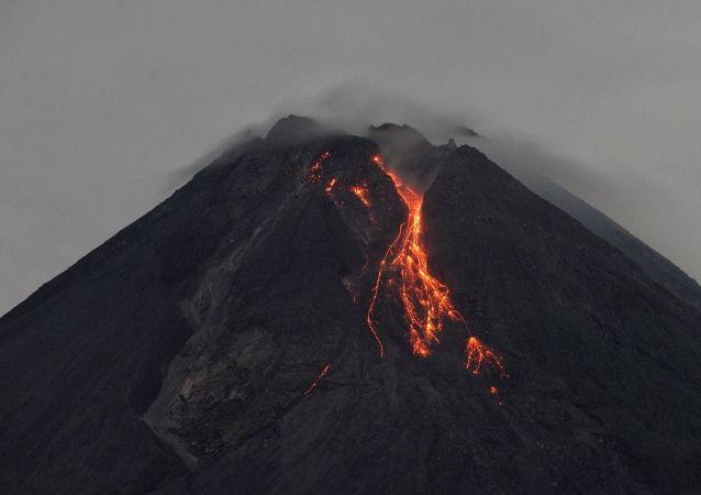 科学家指出超级火山喷发对地球的影响