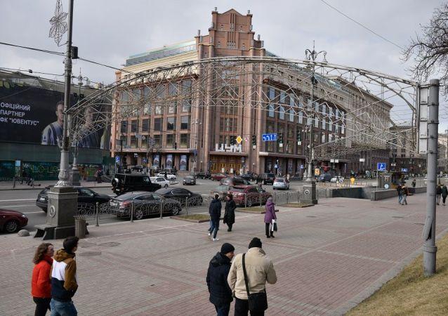 普京与默克尔通电话时提请注意基辅在顿巴斯地区的挑衅行为