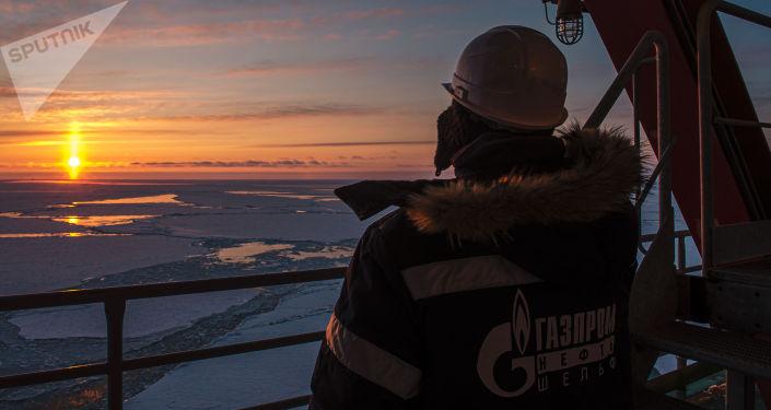 美国北极计划针对俄中两国