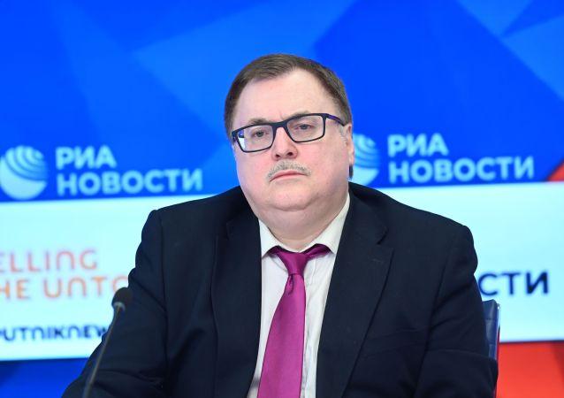 俄罗斯科学院远东研究所所长阿列克谢·马斯洛夫