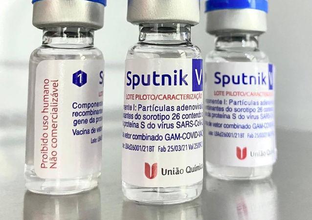 俄罗斯新冠病毒疫苗卫星V
