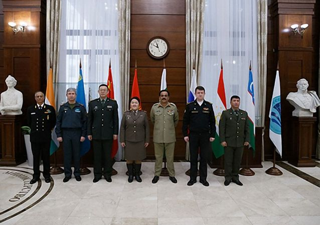 上合组织成员国防长会议专家工作组会议在莫斯科召开