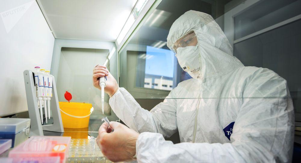 预防流感和新冠病毒的联合疫苗正在进行动物试验
