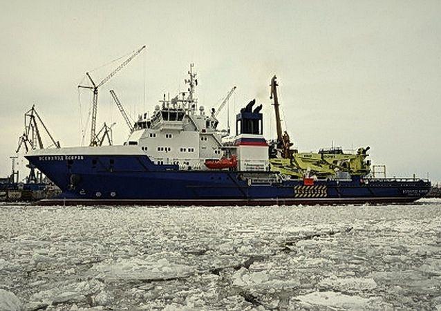 """23120型""""弗谢沃洛德•博布罗夫""""号后勤保障船"""
