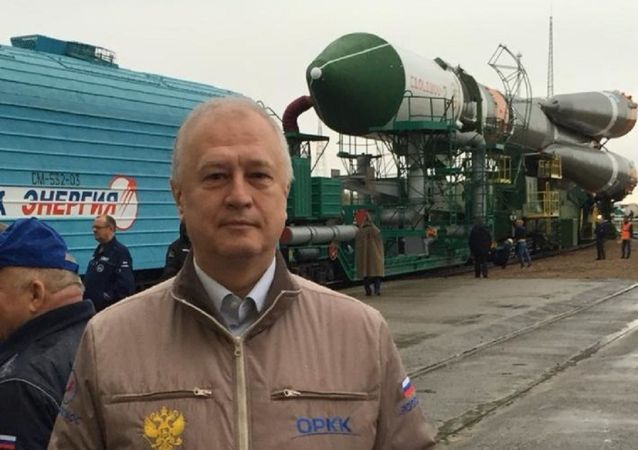 俄罗斯科学院空间委员会、俄罗斯工商会自然资源利用与生态委员会成员瓦连京∙乌瓦罗夫