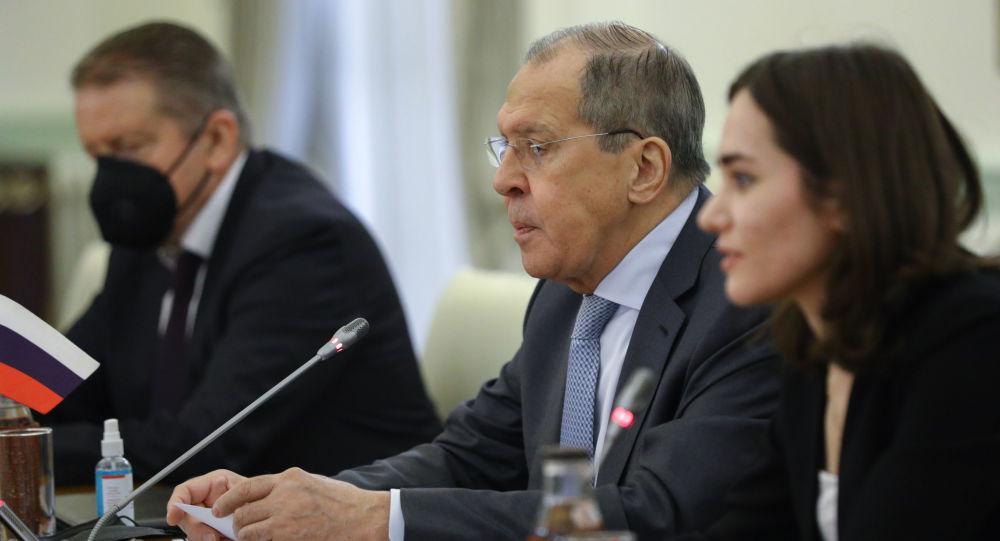 俄外长:俄罗斯将继续与巴基斯坦进行联合反恐演习