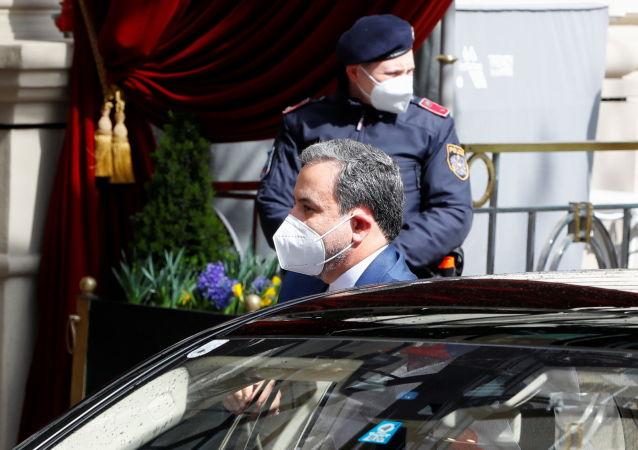 伊朗副外长阿拉格齐