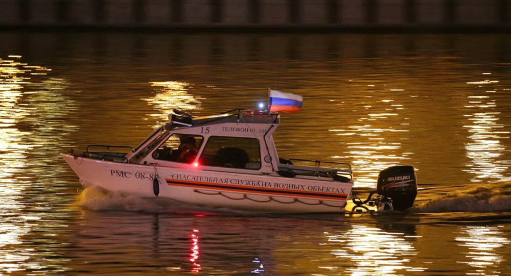 女子被困莫斯科河浮冰 已获救送医