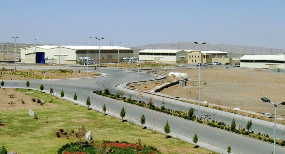 伊朗纳坦兹核设施