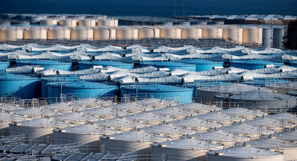 福岛核电站事故核废水