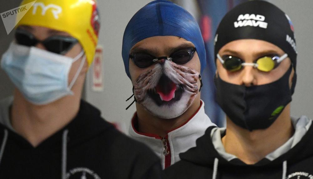 俄罗斯游泳锦标赛。
