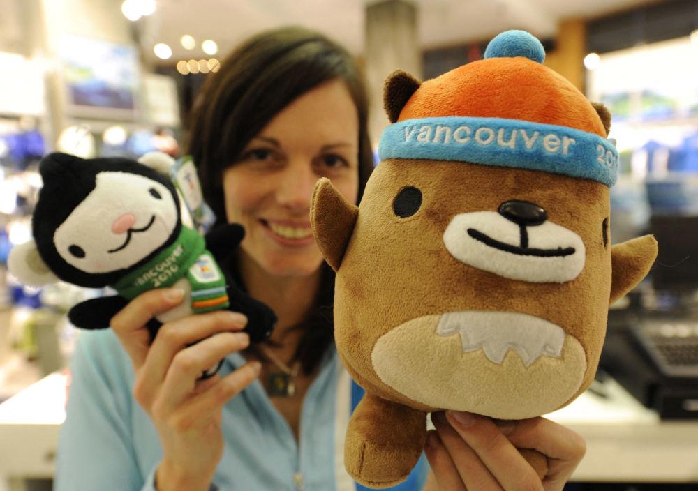 2010年美国盐湖城冬奥会吉祥物。