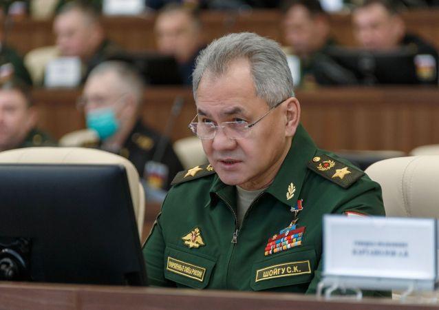 俄防长:由于北约在欧洲的行动导致军事性增加 俄罗斯正采取回应措施