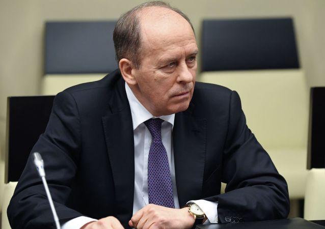 俄罗斯联邦安全局局长亚历山大·博尔特尼科夫