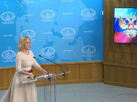 俄罗斯外交部评论了美国对俄罗斯的新一轮制裁