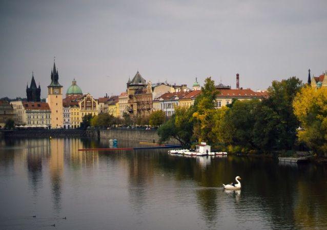 伏尔塔瓦河,布拉格