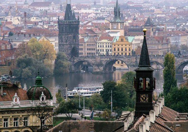 布拉格,查理大桥