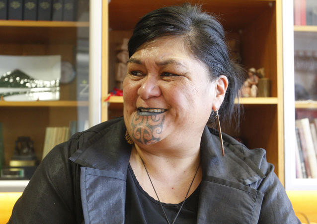 新西兰外长纳纳亚·玛哈塔