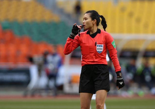 香港足球性别歧视丑闻