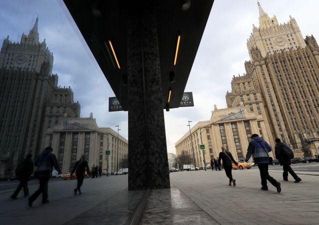 俄外交部:莫斯科谴责缅甸的暴力事件 呼吁各方展开对话